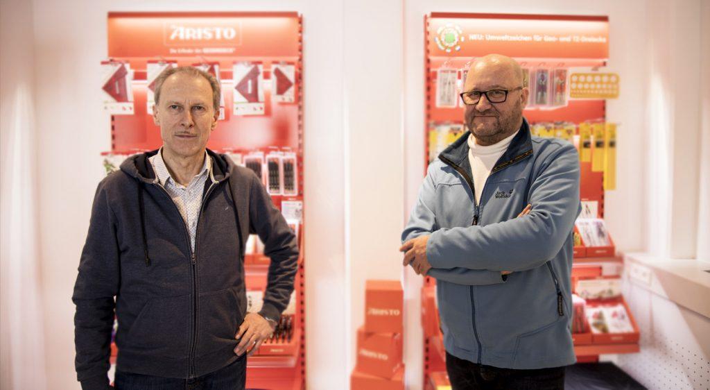 Im Ruhestand: Josef Penninger & Werner Silberberger