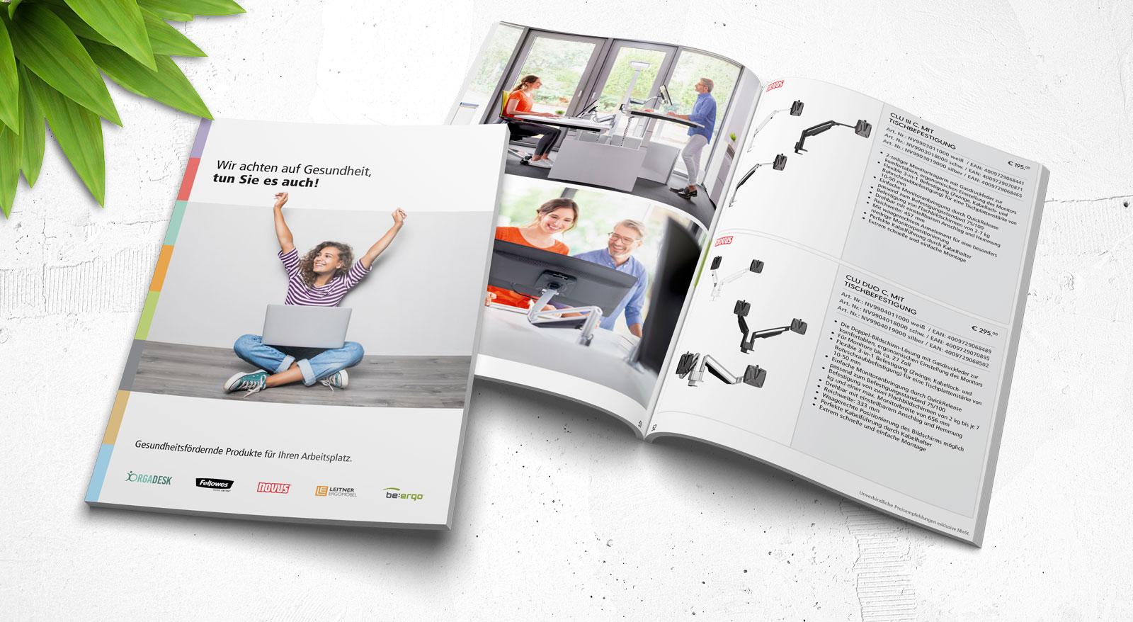 GEOTEC Ergonomie Katalog 2019/2020