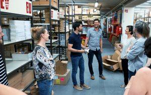 GEOtec Workshop Logistik