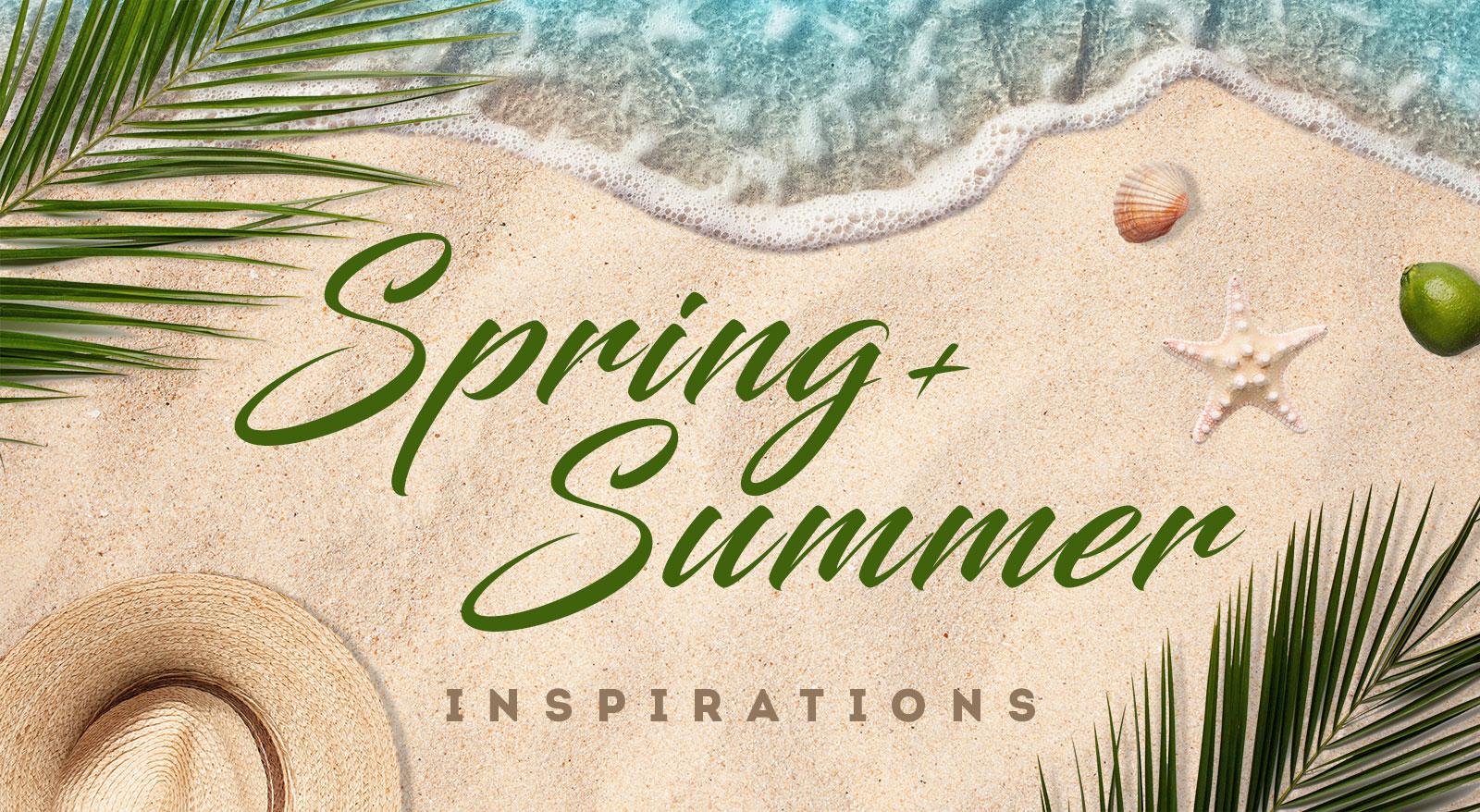 GEOtec Spring/Summer Inspirations