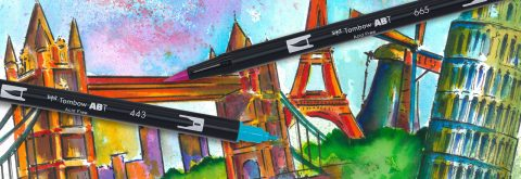 Tombow ABT Dual Brush Pens