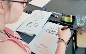 GEOtec Workshop Lettering