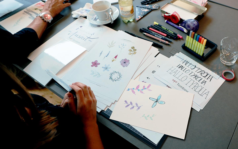 GEOtec Workshop Zeichnen